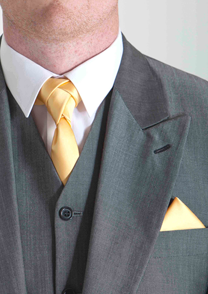 Harvest Gold Eldridge Knot & Pocket